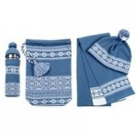 Набор «Скандик», синий (индиго)