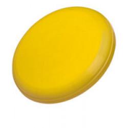 Летающая тарелка-фрисби Yukon, желтая