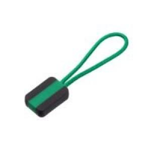 Набор пуллеров для молнии, зеленый