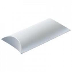 Упаковка «Подушечка», серебристая