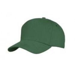 Бейсболка Unit Standard, зеленая