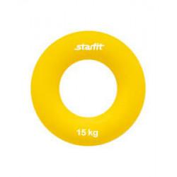 Эспандер кистевой Ring, желтый