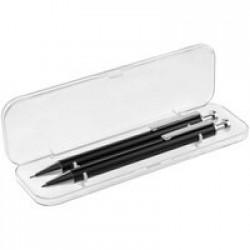 Набор Attribute: ручка и карандаш, черный