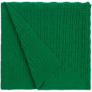 Плед Biscuit, зеленый