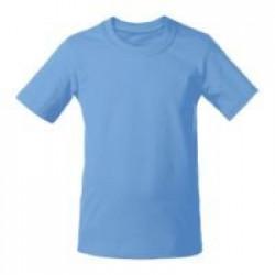 Футболка детская T-Bolka Kids, голубая, 6 лет