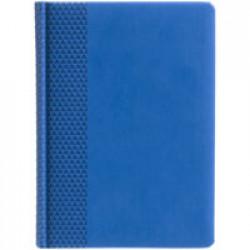 Ежедневник Brand, недатированный, светло-синий