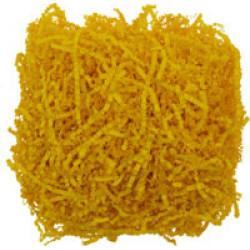 Бумажный наполнитель Chip, солнечно-желтый