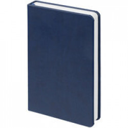 Ежедневник Basis Mini, недатированный, синий