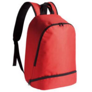 Рюкзак спортивный Unit Athletic, ярко-красный