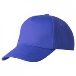 Бейсболка Bizbolka Convention, ярко-синяя