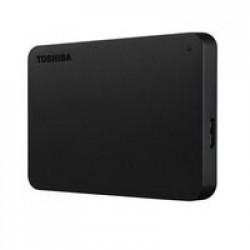 Внешний диск Toshiba Canvio, USB 3.0, 500 Гб, черный