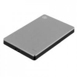 Внешний диск Seagate Backup Slim, USB 3.0, 1Тб, серебристый