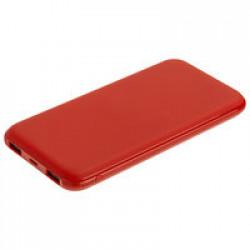 Внешний аккумулятор Uniscend All Day Compact 10000 мАч, красный