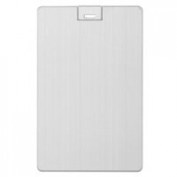 Флешка Platinum Card, 32 Гб, серебристая