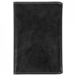 Обложка для паспорта Apache, черная