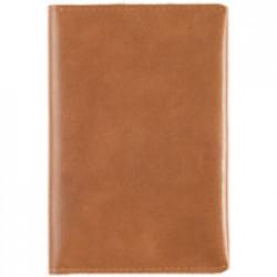 Обложка для паспорта Apache, светло-коричневая