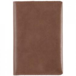 Обложка для паспорта Apache, коричневая