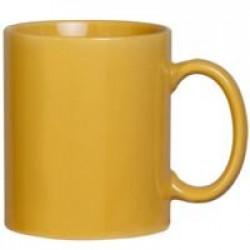 Кружка Promo, желтая