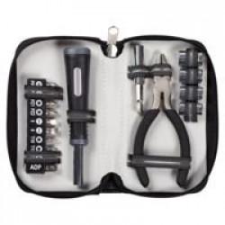Набор инструментов в чехле Compact, черный