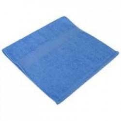 Полотенце махровое Soft Me Small, голубое