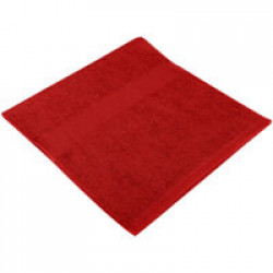 Полотенце Soft Me Small, красное