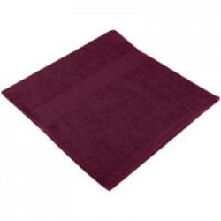 Полотенце Soft Me Small, гранатово-красное