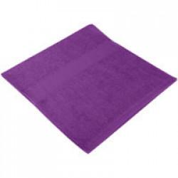 Полотенце Soft Me Small, фиолетовое