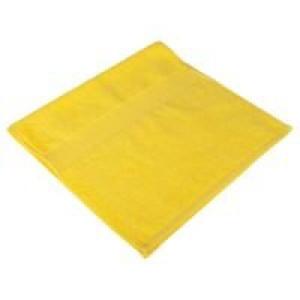 Полотенце махровое Soft Me Small, желтое