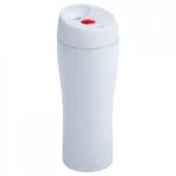 Термостакан Solingen, вакуумный, герметичный, белый