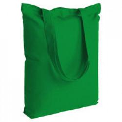 Холщовая сумка Strong 210, темно-зеленая