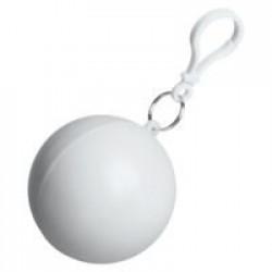 Дождевик в круглом футляре NIMBUS, белый