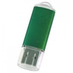 Флешка Simple, зеленая, 8 Гб