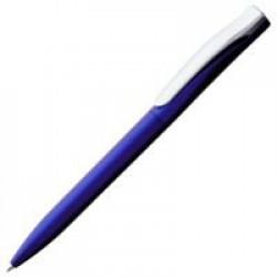 Ручка шариковая Pin Silver, синий металлик