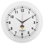 Часы настенные Vivid Large, белые