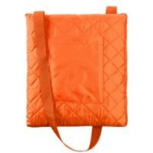 Плед для пикника Soft & Dry, темно-оранжевый