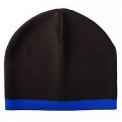 Шапка Leader, черно-синяя