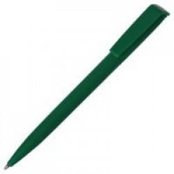 Ручка шариковая Flip, зеленая