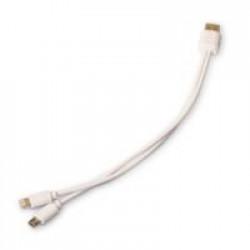 USB-кабель 2-в-1