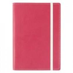 Блокнот Vivid Colors в мягкой обложке, розовый