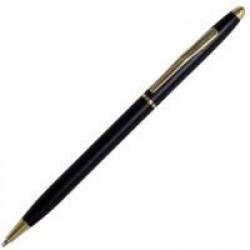 Ручка шариковая Hotel Plus, черная