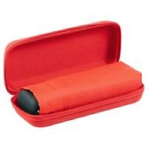 Зонт складной Unit Five,светло-красный