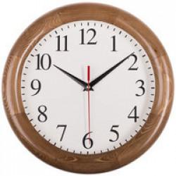 Часы настенные Treecky, орех