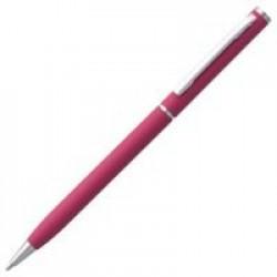 Ручка шариковая Hotel Chrome, ver.2, матовая розовая