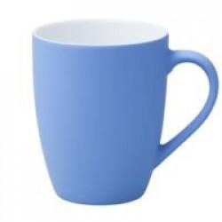 Кружка Good Morning c покрытием софт-тач, голубая