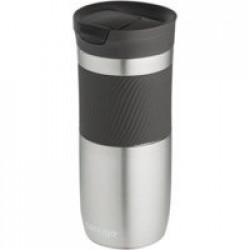Термостакан Byron, вакуумный, герметичный, стальной цвет