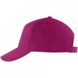 Бейсболка Buzz, ярко-розовая (фуксия)