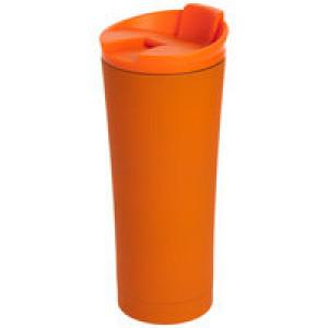 Термостакан Smoothy, оранжевый