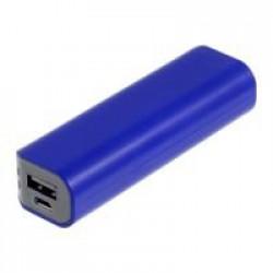 Внешний аккумулятор Shape 2600 мАч, синий