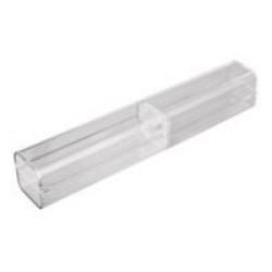 Футляр для 1 ручки, прозрачный