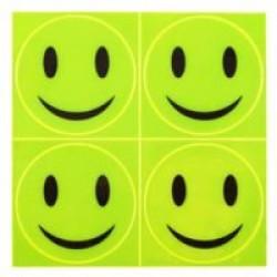 Пешеходный светоотражатель Sticker Smile